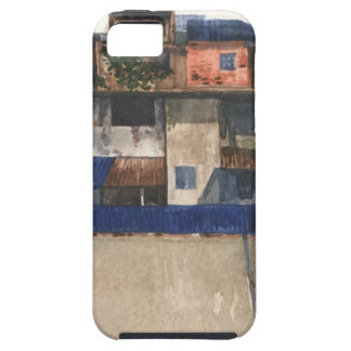 Vertical Village @ Phnom Penh Tough iPhone 5 Case