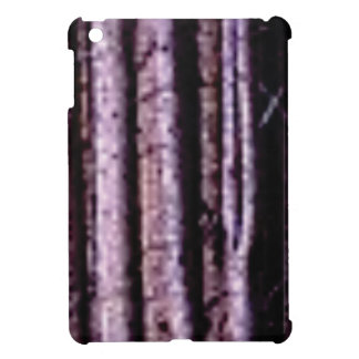 vertical wood lines case for the iPad mini