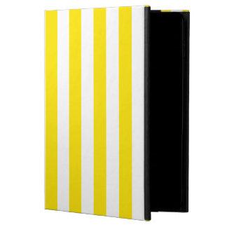 Vertical Yellow Stripes Powis iPad Air 2 Case