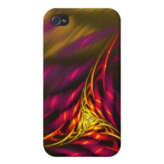 Vertigo Abstract Fractal Art iPhone 4 Cases