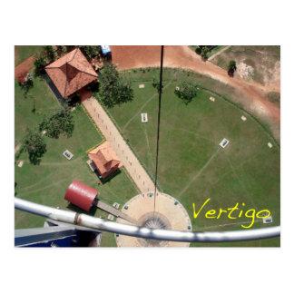 Vertigo Postcard