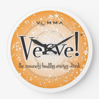 Verve Team Leader Wall Clock
