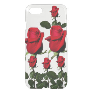 Very beautiful red roses iPhone Case