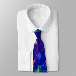 Very Bold Neon Tie for Men