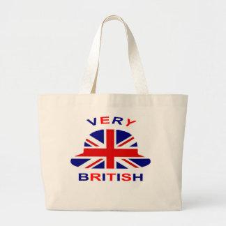 very british tote bag