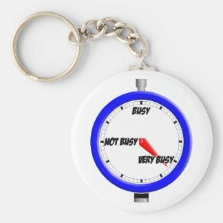 Very Busy Key Ring