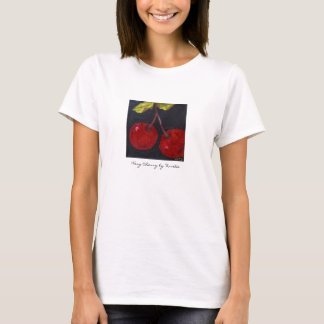 Very Cherry by Kristie Custom T-Shirt