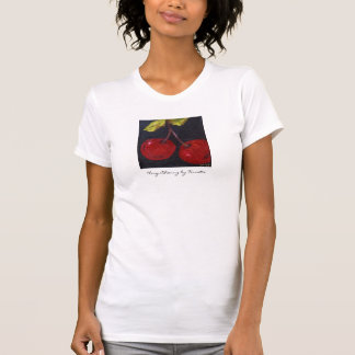 Very Cherry Custom Nightshirt T-Shirt