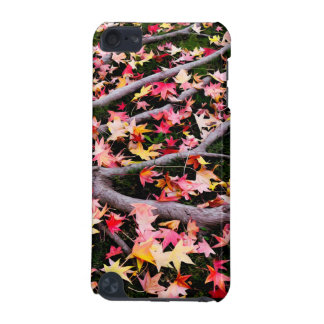 Very Colorful Maple Leaves iPod Touch (5th Generation) Case