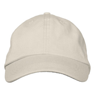 Very Comfortable Golfers Adjustable Hat Embroidered Hats