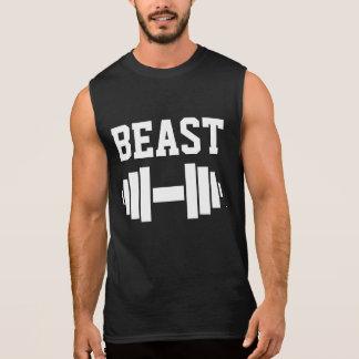 Very Cool Gym Beast Sleeveless Shirt