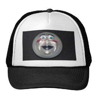 Very Cool Man On The Moon Figure Hat