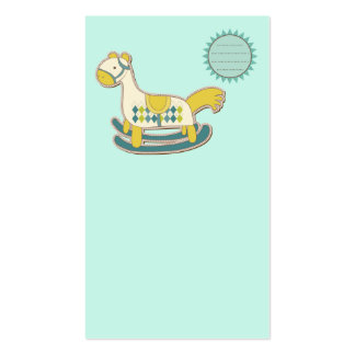 very cute children tool business card template