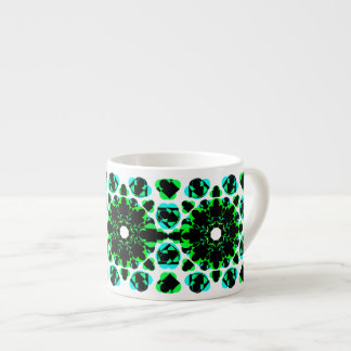 Very Detailed Mandala Espresso Cup