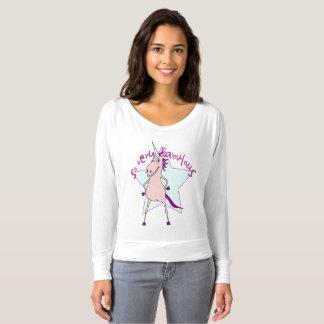 Very fabulous unicorn shirt