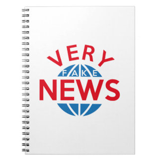 Very Fake News Notebook