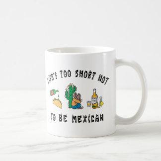 Very Funny Mexican Coffee Mug