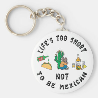 Very Funny Mexican Keychains