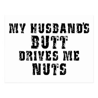 Very Funny Wife Mother Mom Postcard