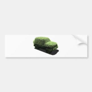 Very grassy 4wd because! bumper sticker