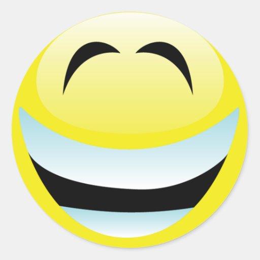 very_happy_smiley_face_round_sticker raa65cc6f30e948b3a07205300af35f64_v9waf_8byvr_512