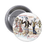 Very Hungry Zombies 2 Inch Round Button
