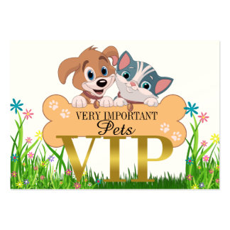 Very Important Pets VIP Business Card / Pass
