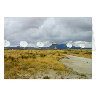 Very Large Array Card