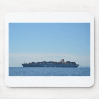 Very Large Container Ship Mouse Pad