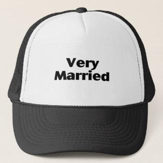 Very Married Trucker Hat
