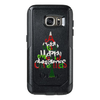 Very Merry Christmas Tree OtterBox Samsung Galaxy S7 Case