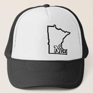 Very Minnesota Nice Trucker Hat
