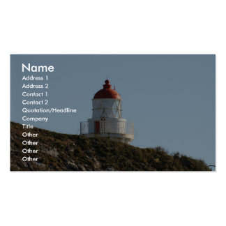 Very Old But Beautiful Light House Business Cards