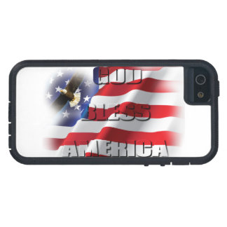 Very Patriotic G.B.A Soaring Eagle iPhone 5 Cover