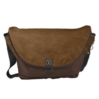 Very realistic Designed To look like real leather Commuter Bag