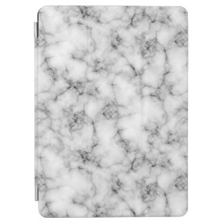 Very realistic White Marble natural stone iPad Air Cover