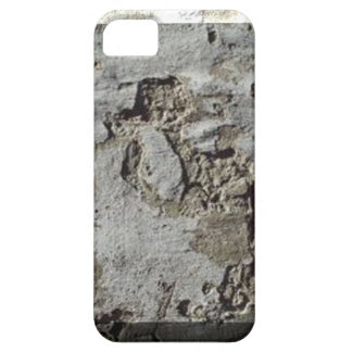 Very rough stone wall iphone five cover