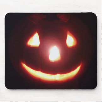 Very Scary Pumpkin Mouse Mat Mouse Pad