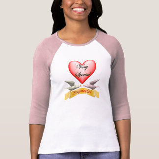 Very Special Stepmother Mothers Day Gifts Tee Shirts