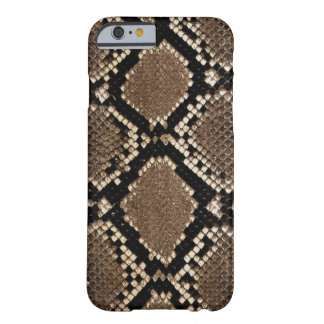 Very stylish Snake Skin Design Barely There iPhone 6 Case