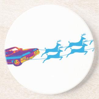 Very Supernaturnal Christmas Coaster