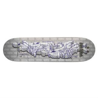 VERY Tag 02 ~ Graffiti Art Pro Skateboard Deck