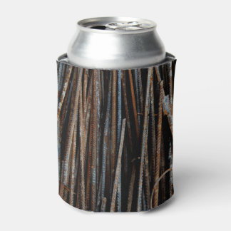 Very Unique Cool Rusty Bars Can Cooler