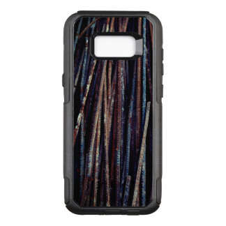 Very Unique Cool Rusty Bars OtterBox Commuter Samsung Galaxy S8+ Case