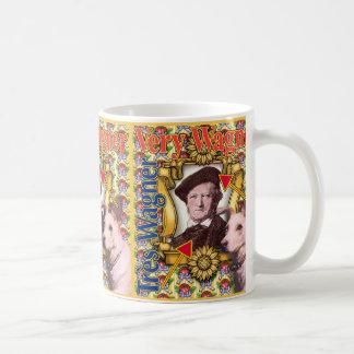 Very Wagner Coffee Mug