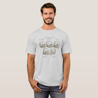 Vesalius' Skull T-Shirt