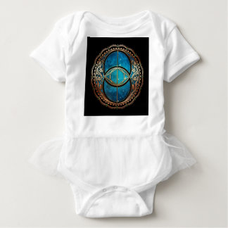 Vesicle Pisces Baby Bodysuit