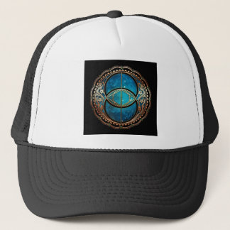 Vesicle Pisces Trucker Hat