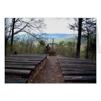 Vesper Point Beersheba Springs Tennessee Card
