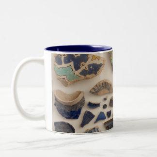 Vessel Sherds Mug